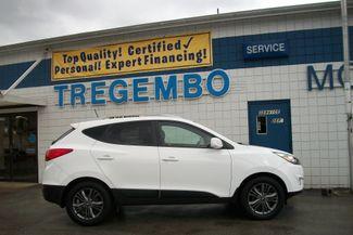 2014 Hyundai Tucson AWD SE Bentleyville, Pennsylvania 46