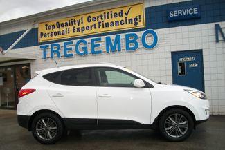 2014 Hyundai Tucson AWD SE Bentleyville, Pennsylvania 1