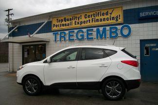 2014 Hyundai Tucson AWD SE Bentleyville, Pennsylvania 19