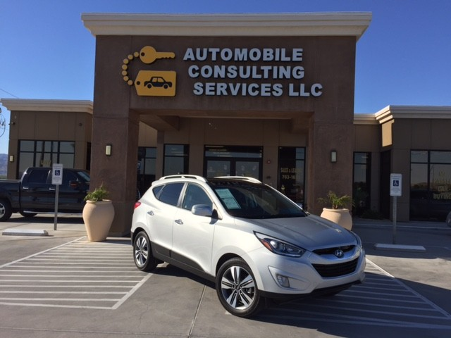 2014 Hyundai Tucson Limited Bullhead City, Arizona 13