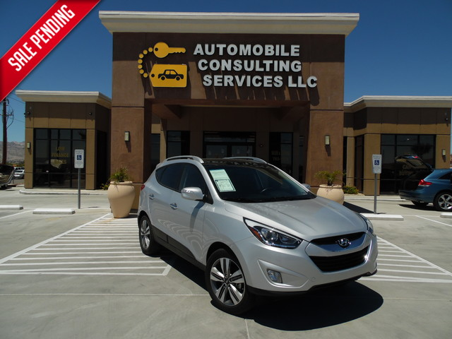 2014 Hyundai Tucson Limited Bullhead City, Arizona 1