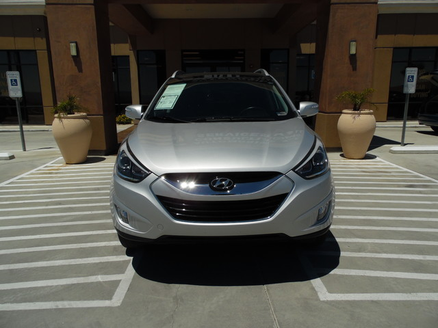 2014 Hyundai Tucson Limited Bullhead City, Arizona 2