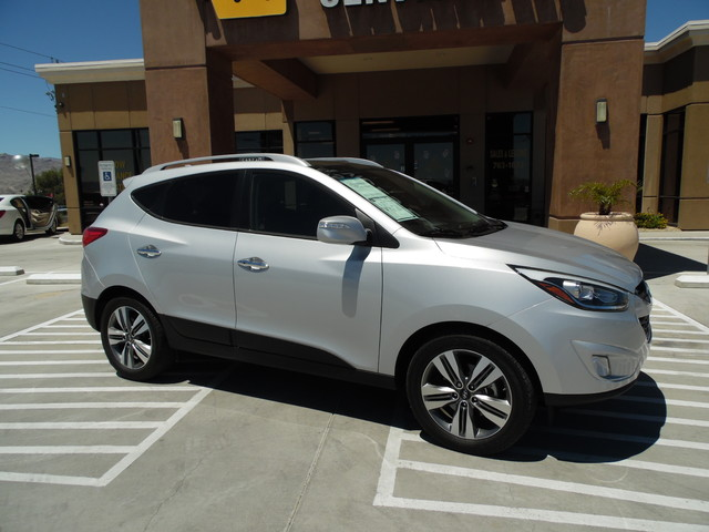 2014 Hyundai Tucson Limited Bullhead City, Arizona 11