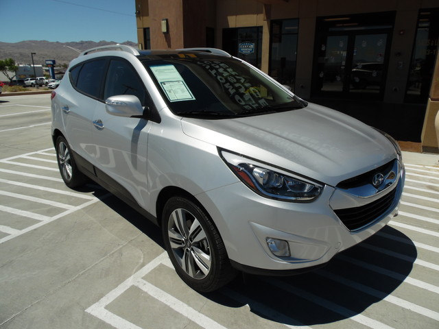2014 Hyundai Tucson Limited Bullhead City, Arizona 12