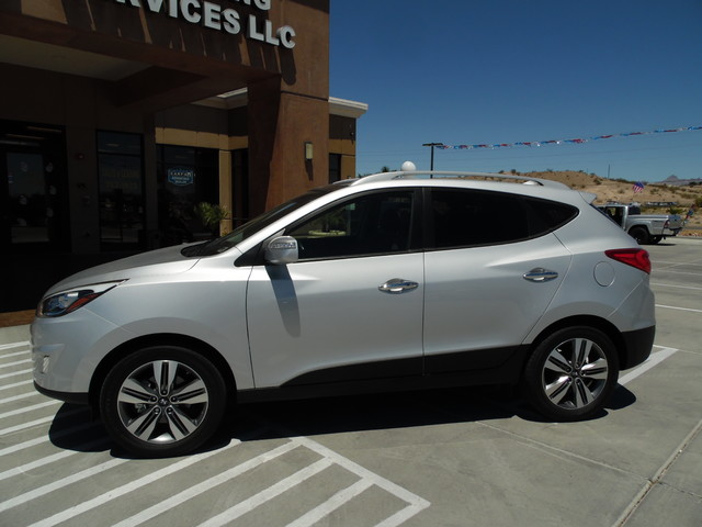 2014 Hyundai Tucson Limited Bullhead City, Arizona 4