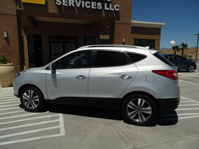 2014 Hyundai Tucson Limited Bullhead City, Arizona 5