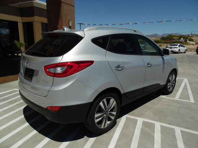 2014 Hyundai Tucson Limited Bullhead City, Arizona 9