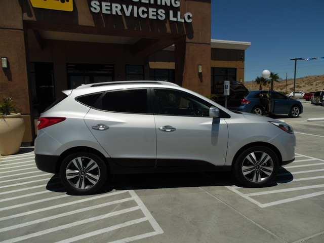 2014 Hyundai Tucson Limited Bullhead City, Arizona 10