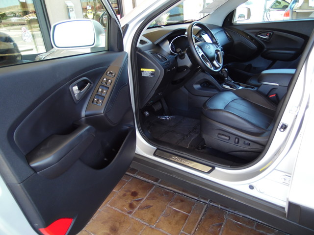 2014 Hyundai Tucson Limited Bullhead City, Arizona 14