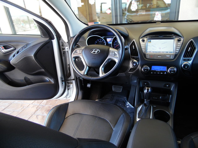 2014 Hyundai Tucson Limited Bullhead City, Arizona 17