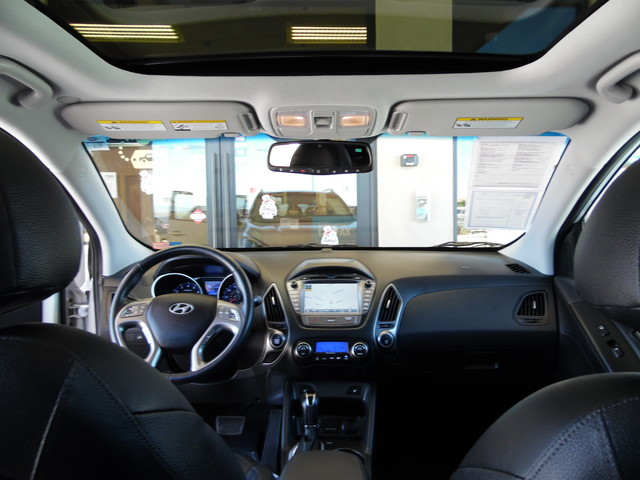2014 Hyundai Tucson Limited Bullhead City, Arizona 18
