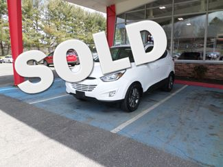 2014 Hyundai Tucson in WATERBURY, CT