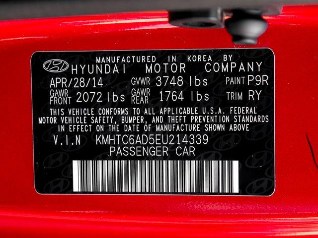 2014 Hyundai Veloster RE:FLEX Burbank, CA 26