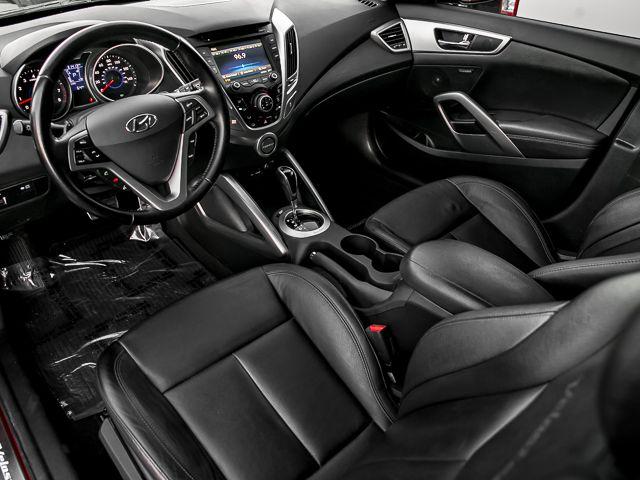 2014 Hyundai Veloster RE:FLEX Burbank, CA 9