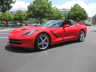 2014 Sold Chevrolet Corvette Stingray 2LT Conshohocken, Pennsylvania 1