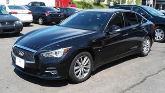 2014 Infiniti Q50 Premium East Haven, CT 1
