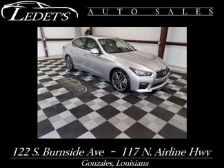 2014 Infiniti Q50 in Gonzales Louisiana
