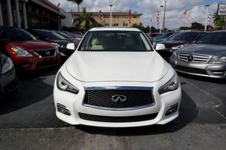 2014 Infiniti Q50 Premium Hialeah, Florida 1
