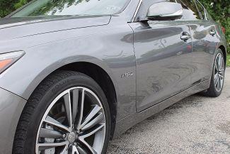 2014 Infiniti Q50 Hybrid Sport Hollywood, Florida 11