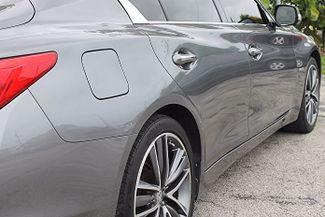 2014 Infiniti Q50 Hybrid Sport Hollywood, Florida 5