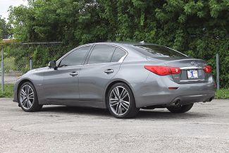 2014 Infiniti Q50 Hybrid Sport Hollywood, Florida 7