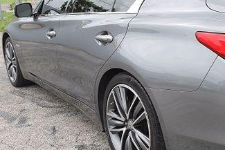 2014 Infiniti Q50 Hybrid Sport Hollywood, Florida 8
