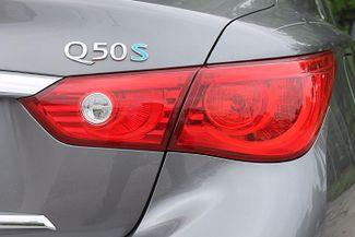 2014 Infiniti Q50 Hybrid Sport Hollywood, Florida 43