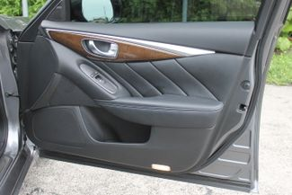 2014 Infiniti Q50 Hybrid Sport Hollywood, Florida 56
