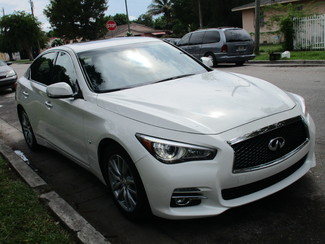 2014 Infiniti Q50 Premium Miami, Florida 5