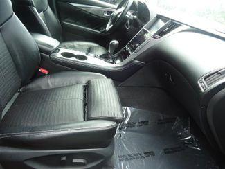 2014 Infiniti Q50 Hybrid Sport AWD. DELUXE TOURING. NAV SEFFNER, Florida 17