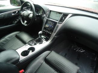 2014 Infiniti Q50 Hybrid Sport AWD. DELUXE TOURING. NAV SEFFNER, Florida 18