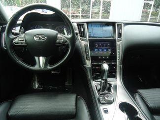 2014 Infiniti Q50 Hybrid Sport AWD. DELUXE TOURING. NAV SEFFNER, Florida 20