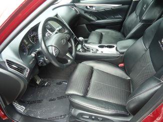 2014 Infiniti Q50 Hybrid Sport AWD. DELUXE TOURING. NAV SEFFNER, Florida 4