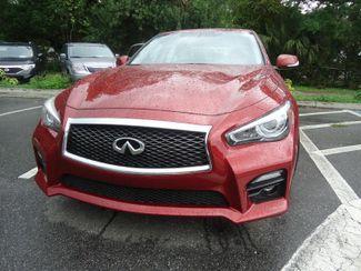 2014 Infiniti Q50 Hybrid Sport AWD. DELUXE TOURING. NAV SEFFNER, Florida 7