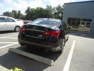 2014 Infiniti Q50 DELUXE TOURING. NAVIGATION  Premium SEFFNER, Florida 11