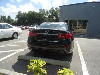 2014 Infiniti Q50 DELUXE TOURING. NAVIGATION  Premium SEFFNER, Florida 12