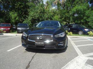 2014 Infiniti Q50 DELUXE TOURING. NAVIGATION  Premium SEFFNER, Florida 6