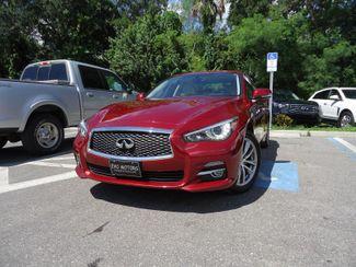 2014 Infiniti Q50 Premium AWD SEFFNER, Florida