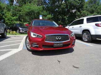 2014 Infiniti Q50 Premium AWD SEFFNER, Florida 8