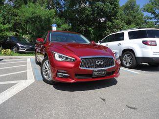 2014 Infiniti Q50 Premium AWD SEFFNER, Florida 7