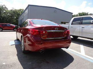 2014 Infiniti Q50 Premium AWD SEFFNER, Florida 9