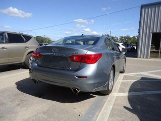 2014 Infiniti Q50 Premium AWD. NAVIGATION SEFFNER, Florida 13