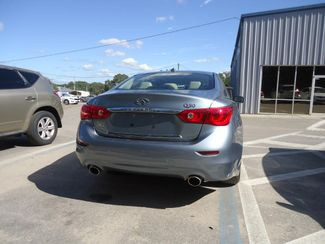 2014 Infiniti Q50 Premium AWD. NAVIGATION SEFFNER, Florida 14
