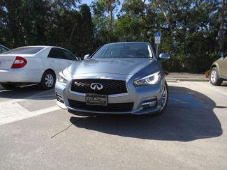2014 Infiniti Q50 Premium AWD. NAVIGATION SEFFNER, Florida 5