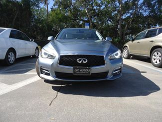 2014 Infiniti Q50 Premium AWD. NAVIGATION SEFFNER, Florida 6