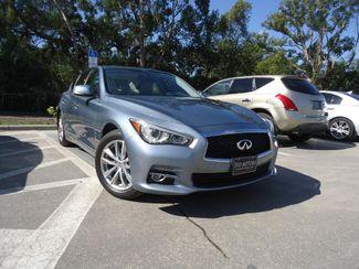 2014 Infiniti Q50 Premium AWD. NAVIGATION SEFFNER, Florida 7