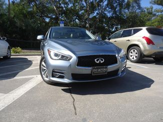 2014 Infiniti Q50 Premium AWD. NAVIGATION SEFFNER, Florida 8