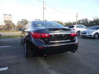 2014 Infiniti Q50 Premium AWD NAVIGATION SEFFNER, Florida 10