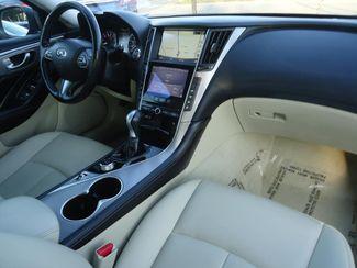 2014 Infiniti Q50 Premium AWD NAVIGATION SEFFNER, Florida 17