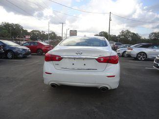 2014 Infiniti Q50 Premium AWD NAVIGATION SEFFNER, Florida 13